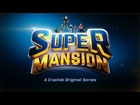 SuperMansion Official Trailer