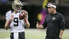 Payton: Brees One Of The Best  - ESPN