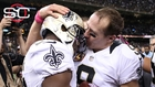 Brees, Spiller connect to stun Cowboys in OT