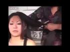 ścięcie włosów Haircut Style Wrestler forced hair cut 2014