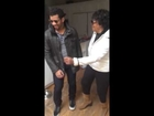 Russell Wilson Dancing w Grandma Carolyn at Christmas! 2014