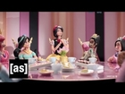 Disney Princess War | Robot Chicken | Adult Swim