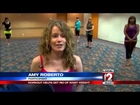 Medical Edge: Belly dance workout helps get