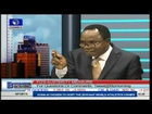 Business Morning: Federal Government's Austerity Measure PT1