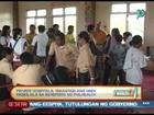 News@1: Private hospitals, isinantabi ang hindi pagkilala sa benepisyo ng PhilHealth || May 26, 2014