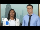 SNL Host Taraji P. Henson Tells Taran Whether She's Like