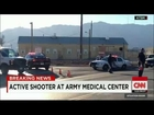 Texas Shooting El Paso Texas Shooting VA Hospital shooting ACTIVE Shooter Texas Military Hospital