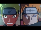 Naruto Ultimate Ninja Storm Revolution - Sage Naruto Vs Pain