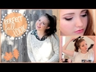 Perfect Fall Look: Hair, Makeup, & Outfit | Kenzie Elizabeth