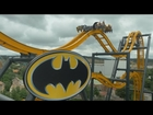 Batman: The Ride POV at Six Flags Fiesta Texas