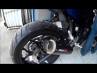Yamaha R25 with ProjectONE Titanium Exhaust Rev Test- Auto Motor