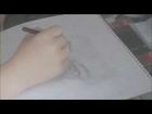 Speed Drawing - DeForest Kelley
