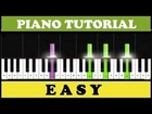 Carol of the Bells | Easy Piano Tutorial