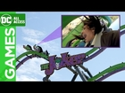 Ride the New Six Flags Joker Coaster with Tiffany Smith!