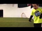 Traven 1st soccer practice