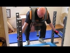 video diary day 3 using ALEC home multi gym