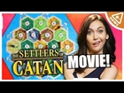 The Settlers of Catan MOVIE is coming! (Nerdist News w/ Jessica Chobot WTFridays)