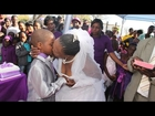 Second Wedding For 9-year-old Boy & His 61-year-old Wife