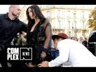 Kim Kardashian's Butt Assaulted in Paris