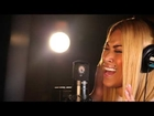 KeKe Wyatt performs Fall In Love in the studio