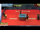 Table Tennis European Championships 2013   Mattenet Vs Kreanga   Round Of 32