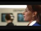 WINNER -Best actress walk through an airport