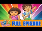Dora the Explorer Episodes for Children - Dora & Diego Animal Rescue!  (ENGLISH, FULL VERSION 2014)
