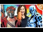 Major Marvel News! Who's getting hitched and who's coming out? (Nerdist News w/ Jessica Chobot)