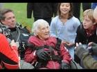 100 Year Old Woman Skydives! ft. David So