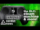 Valve STEAM BOX & TITANFALL Multiplayer - The DLC: Nerdist News w/ Jessica Chobot BONUS