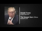 Donald Trump on Ivana Trump's Accent, The Howard Stern Show 11/9/1995