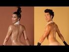 Guys Recreate Kim Kardashian's Butt Photo