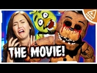 Why Five Nights at Freddy's will be a TERRIFYING movie! (Nerdist News w/ Jessica Chobot)