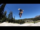Woodward at Tahoe | Summer Snowboarding