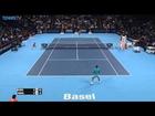 Basel 2014 Friday Hot Shot Coric Nadal