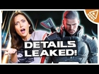 MASS EFFECT 4 details leaked! Is SHEPARD out? (Nerdist News w/ Jessica Chobot)