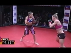 UFC 184 Free Fight: Holly Holm vs. Angela Hayes