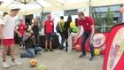 Edwige Gwend nell'Happy Meal Sport Team aspettando Rio 2014