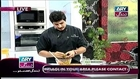 Lifestyle Kitchen, 27-05-14, Mirch Lehsun Achar & Mix Achar