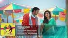 Welcome Hearty Welcome Full Song (Audio)   Jump Jilani (Telugu Movie 2014)   Krish, Geetha Madhuri