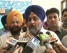 Sukhbir Badal  on proerty tax and drugs reply Bhagwant Mann