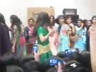 Islamabad College Girl Dancing