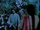 Dilip Kumar Vyjayanthimala Classic Romantic Scene - Ganga Jumna