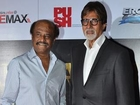 Red Carpet Of Kochadaiyaan With Amitabh Bachchan Kajol And Rajinikanth
