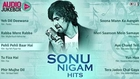 Best Sonu Nigam Hits - Audio Jukebox - Full Songs Non Stop