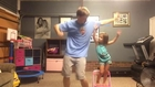 Daddy-Daughter Dance to Shake It Off