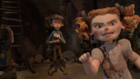 Elle Fanning in THE BOXTROLLS Clip ('Winnie Takes Charge')