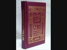 The Book of the Law -- Aleister Crowley