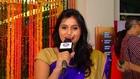 Mhalsa AKA Surabhi Hande Shows Nevase House - On The Set Of 'Jai Malhar'- Zee Marathi Serial