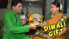 Nana & Mai Celebrate Diwali - Julun Yeti Reshimgathi - Sukanya Mone,Girish Oak - Zee Marathi Serial